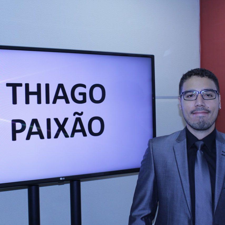 Prof. Thiago Paixão